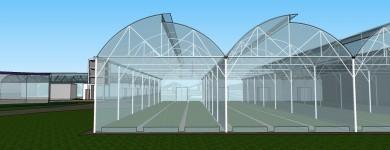 Image result for nhà lưới trồng rau
